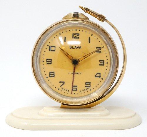 ソビエト宇宙開発目覚まし時計(1960年代)