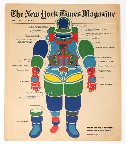 The New York Times Magazine/アメリカ1969年