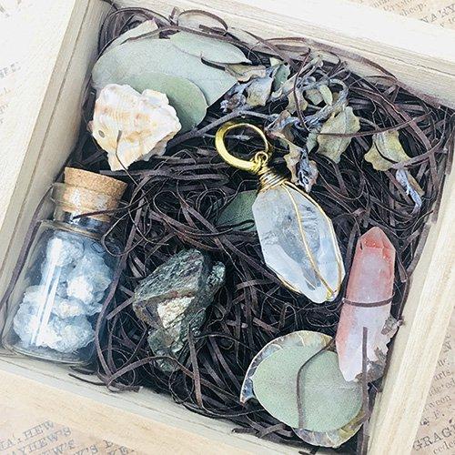 エルフの宝箱(水晶A)