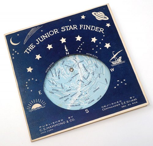 THE JUNIOR STAR FINDER (アメリカ製・1940年頃)