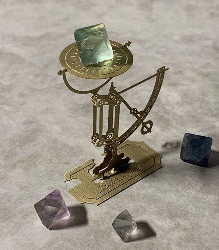 秤型オブジェ/プチ ミュゼ -手のひらの研究室-