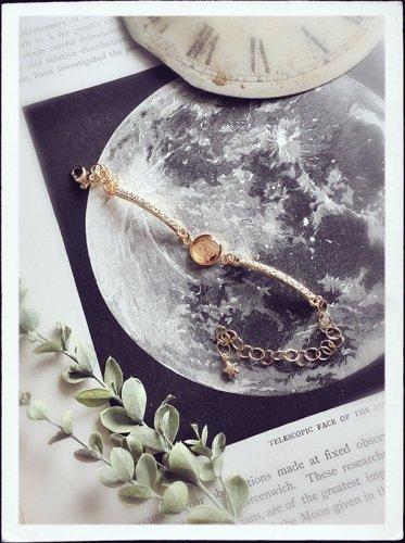 「地上の月ブレスレット」Radiostar