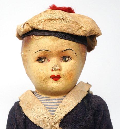 水兵さんの人形