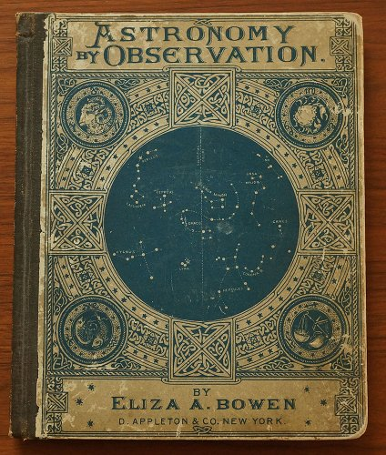 「ASTRONOMY BY OBSERVATION」/アメリカ1890年
