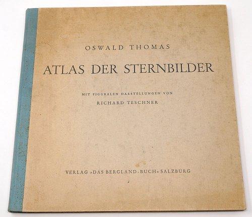 「ATLAS DER STERNBILDER」/オーストリア1945年
