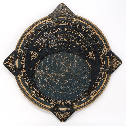 Whittaker社星座早見盤(ドイツ製)