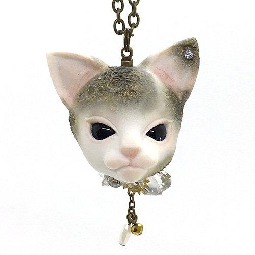 模造満月症猫(金)
