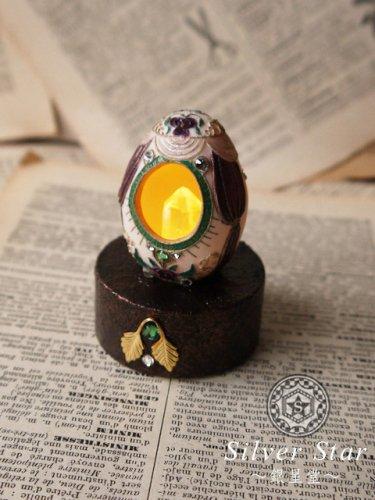 菫妖精の卵灯