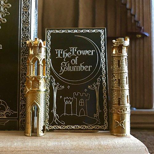「鉛筆キャップ The Tower of Slumber」GimmelGarden