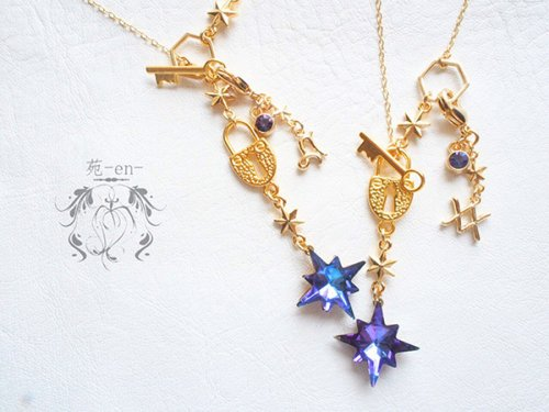 シリウスの星ネックレス
