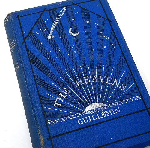 「THE HEAVENS」A.GUILLEMIN/イギリス・1882年