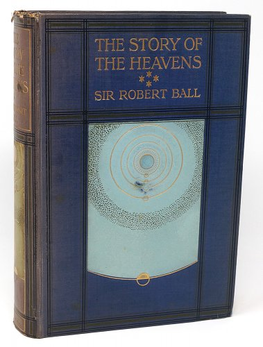 「THE STORY OF THE HEAVENS」/イギリス1913年
