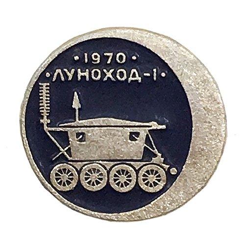 ソビエト宇宙開発ピンバッジ/ルノホート1号
