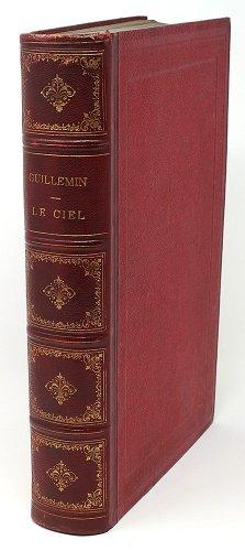 天文古書「LE CIEL」/フランス1864年