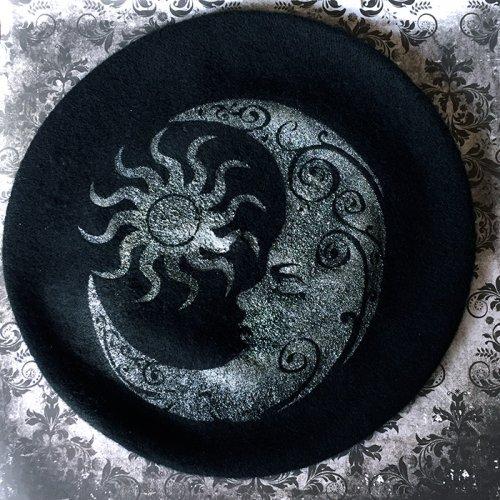 Sun&Moonベレー帽/Mai Aimheart