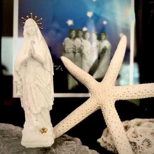 「Stella Maris」導きの星のアロマストーン/雨花