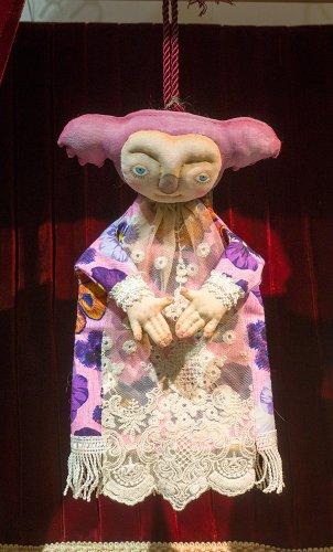 puppet koala girl