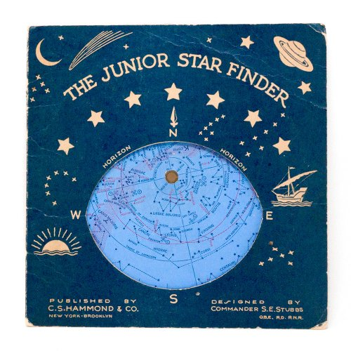THE JUNIOR STAR FINDER (アメリカ製)