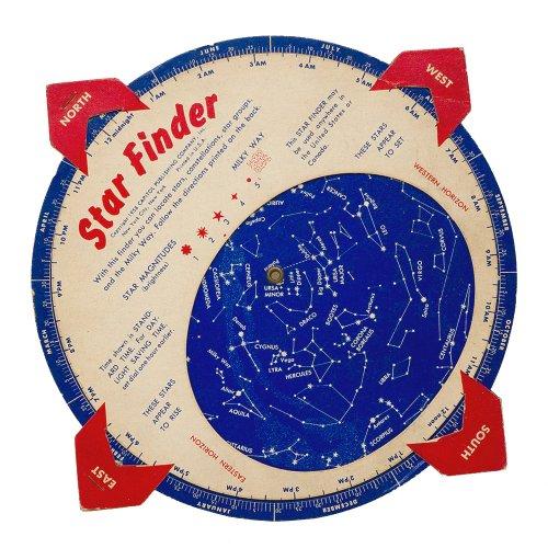 星座早見盤/1958年アメリカ