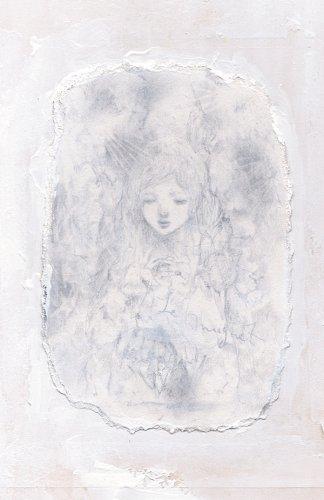 sleeping white 6:00(絵画)/永井健一