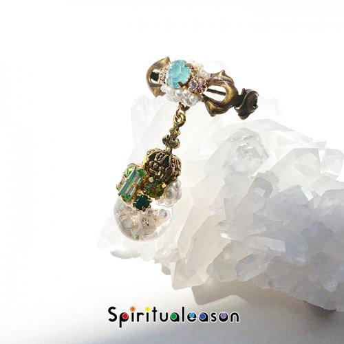 Spiritualeason:スピリズ/ 【小さなプリンセス】プリンセスオルゴナイトブローチ