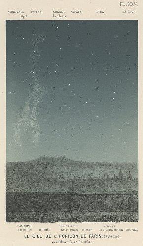 「Le Ciel」/フランス1866