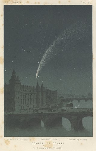 「Les Comètes」/フランス1875