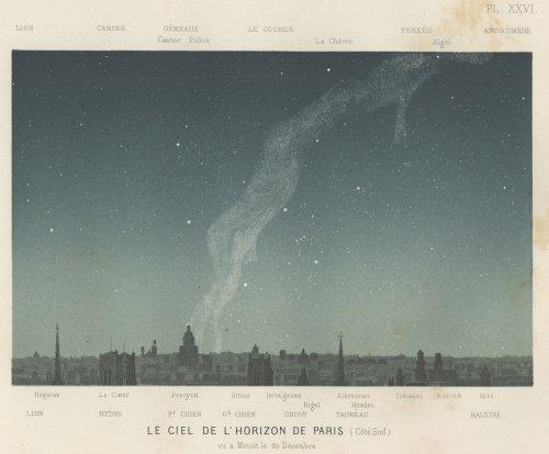 「Le Ciel」/フランス1865