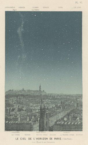 「Le Ciel」/フランス1864