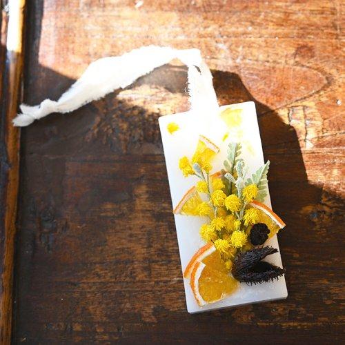 Locca/アロマワックス大 オレンジの香り