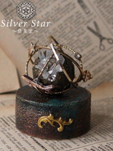 Silver Star〜銀星堂〜/模造満月灯(金)