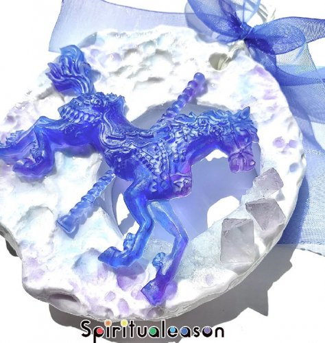 Spiritualeason:スピリズ/月の回転木馬のアロマストーン