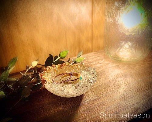 Spiritualeason:スピリズ/アクセサリートレイ『月の光を集めて』