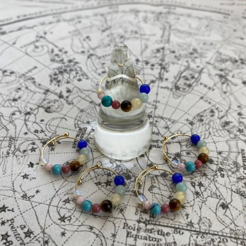 Beads no moto/太陽系リング