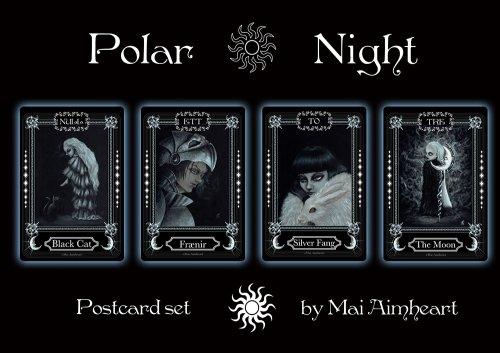 Polar Nightポストカードセット/Mai Aimheart