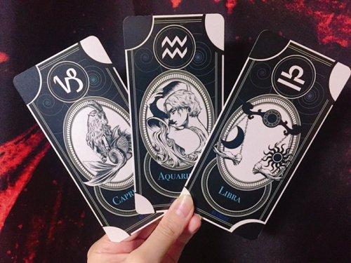 星座カード/Mai Aimheart