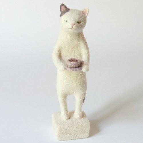 おもてなし猫のファマド/ヒロタリョウコ