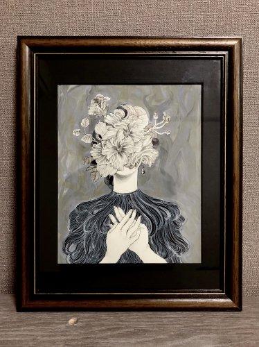 柔らかな午後/airi maeyama「秘密の淵で、」期間限定販売
