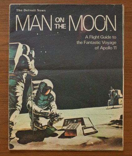 <img class='new_mark_img1' src='https://img.shop-pro.jp/img/new/icons14.gif' style='border:none;display:inline;margin:0px;padding:0px;width:auto;' />The Detroit News「MAN ON THE MOON」/アメリカ1969年