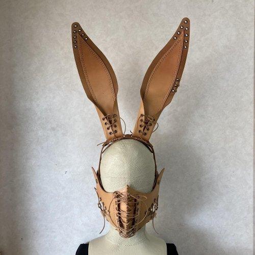 マスク USAMIMI(うさみみ)/Ginnon