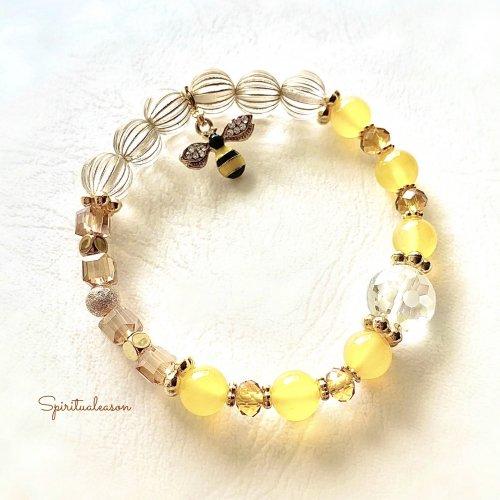 はたらき蜂のブレスレット/Spiritualeason:スピリズ