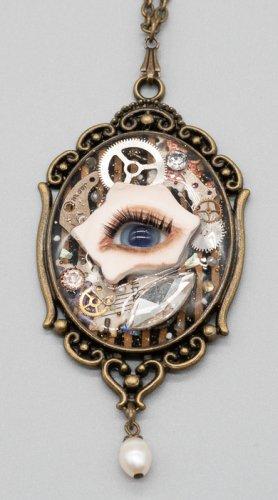 真実の目のネックレス/Silver Star~銀星堂~