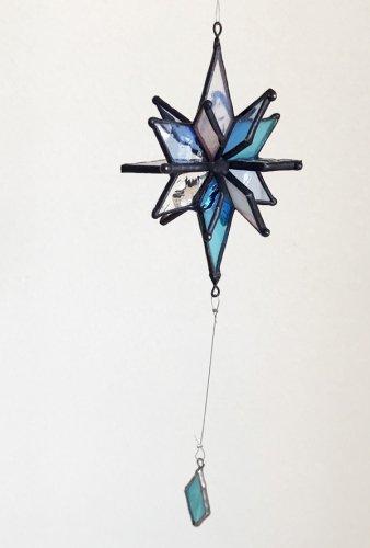 星のサンキャッチャー/micat glass