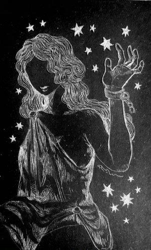 古星座をなぞる。「アンドロメダ座」/airi maeyama