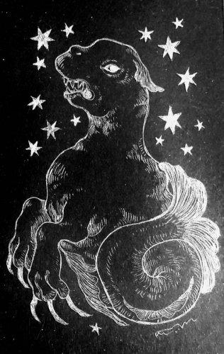 古星座をなぞる。「くじら座」/airi maeyama