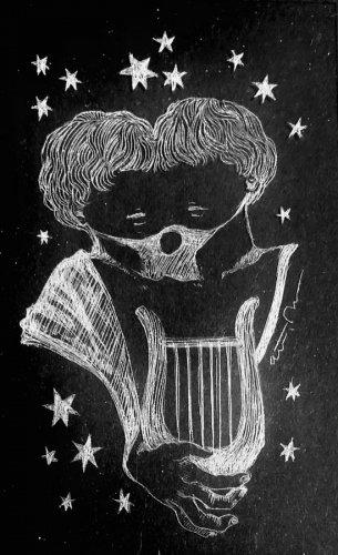 古星座をなぞる。「ふたご座」/airi maeyama