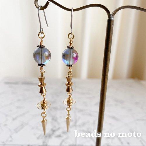 シリウスの耳飾り/Beads no moto
