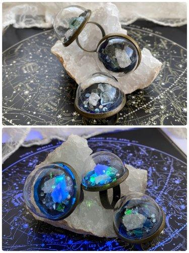 氷の惑星リング/Beads no moto