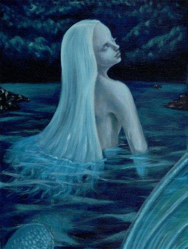 Blue Mermaid [ポスター]/Mai Aimheart(4/18まで期間限定発売)