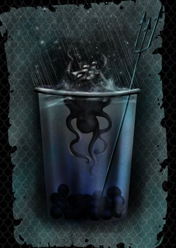 Sea Tea ~Kraken~ [ポスター]/Mai Aimheart(4/18まで期間限定発売)
